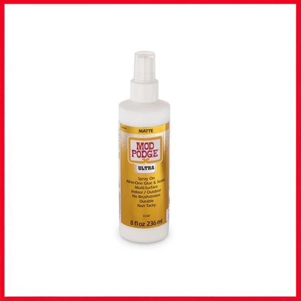 Mod Podge Ultra Matt Glue Spray 118ml