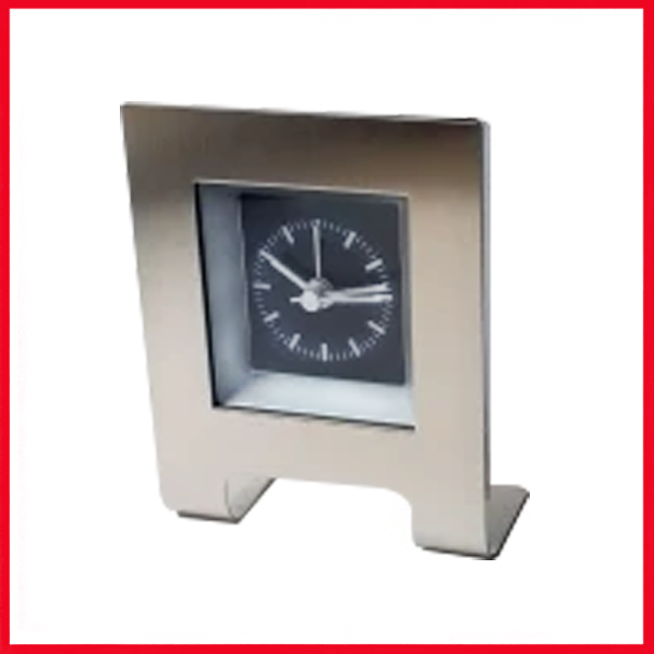 Modern Analog Table Clock.
