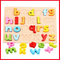 Buy abc Wooden Letters - Wooden Letters Small