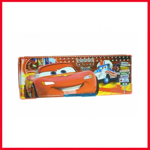 Cars Geometry Box (KM-5187Q)