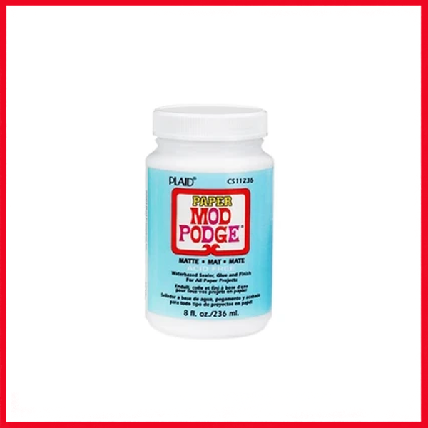 Mod Podge Paper Matt Glue 236ml