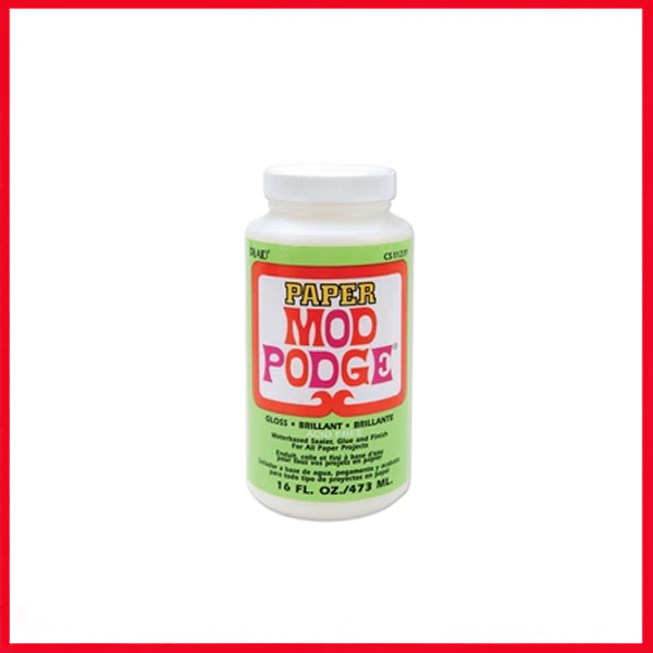 Mod Podge Paper Gloss Glue 236ml