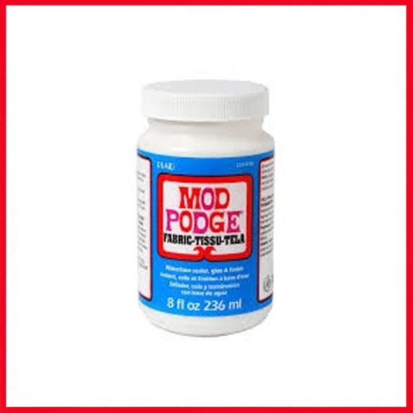 Mod Podge Fabric Glue 236ml