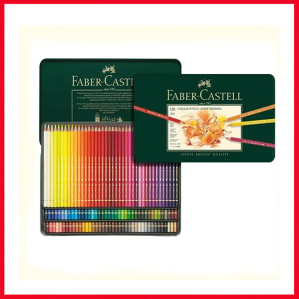 Faber-Castell Polychromos Color Pencil Set