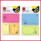 Deli EA55502 Sticky Notes Set 50Sheets/Pad