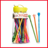 Dux Triwriter Color Pencil 48 Pcs Jar