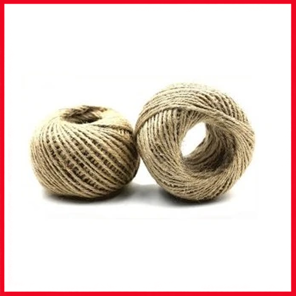 Jute Rope For Crafting Pack of 2 – 50 M