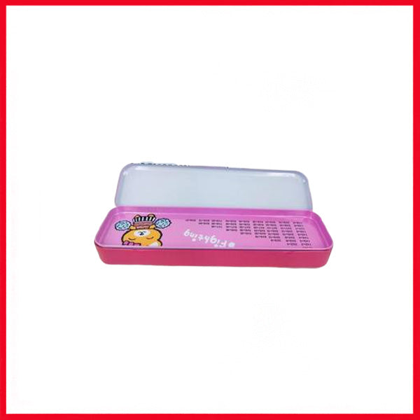 Tin Pencil Box 625