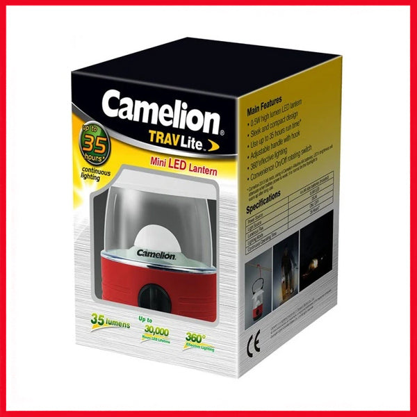 Camelion SL2011 TRAVLite Mini LED