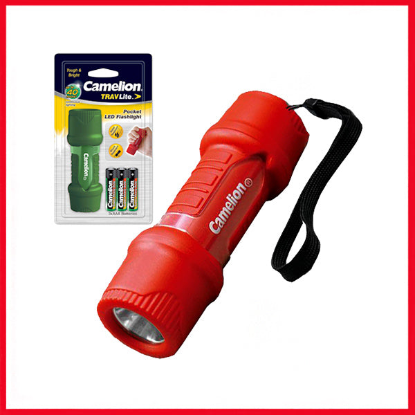 Camelion HP7011 Led Flashlight Half Watt