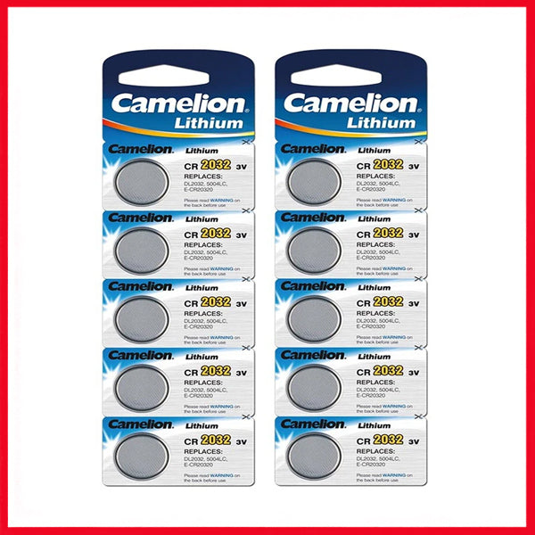 Camelion Remote Cell CR 2032