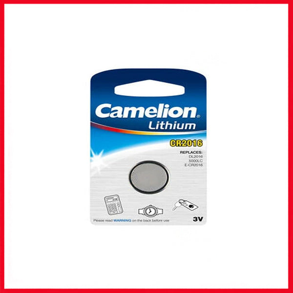 Camelion Remote Cell CR 2016