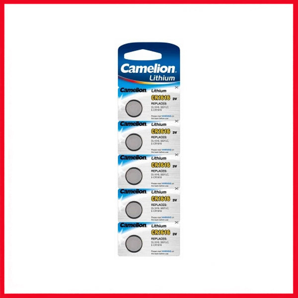 Camelion CR1616 3 Lithium-Ion Button Cell Battery