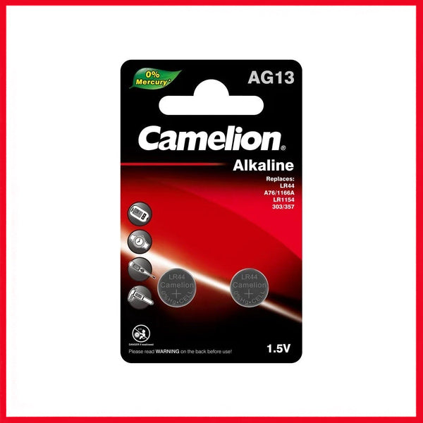Camelion Button Remote Cell LR44