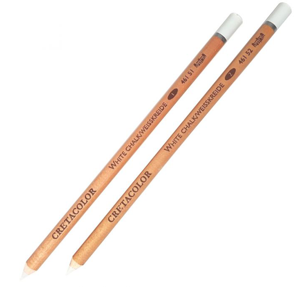 Cretacolor White Pastel Pencil Single Piece