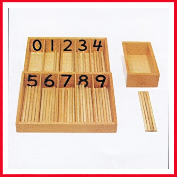 Spindle Box - Spindle Box Montessori
