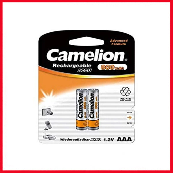 Camelion AlwaysReady 800 MAH AAA2 Rechargeable Battery (1Pc)