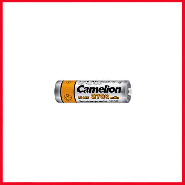 Camelion Rechargeable 2700 MAH AA4