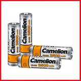 Camelion Rechargeable 2500 MAH AA4 (1Pc)