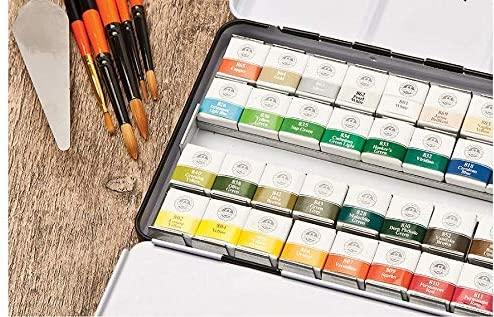 Mungyo Professional Watercolor Set Of 12 Color