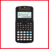 Deli ED991ES 417 Function Scientific Calculator