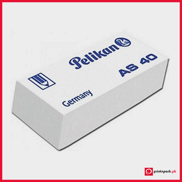 Pelikan Erasers Box 40 Pieces