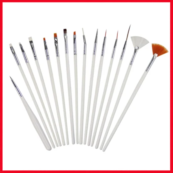 Nail Art Acrylic Painting Brush Set