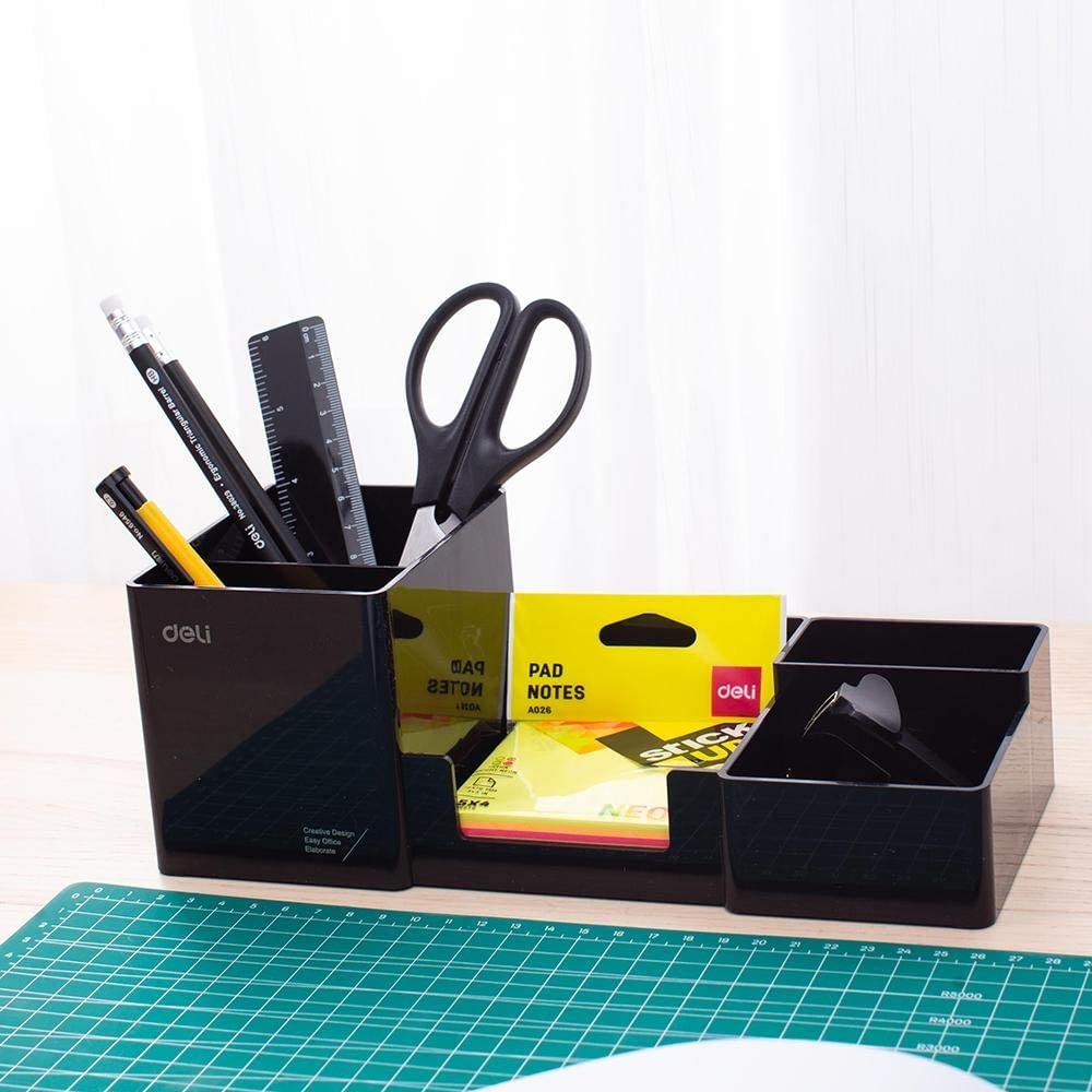 Deli 6 Compartments Desk Organizer - Z00220