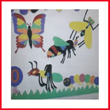 Insects Foaming Sheet