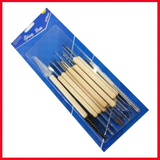 Clay- pottery Cutter tool Set Pack of 11