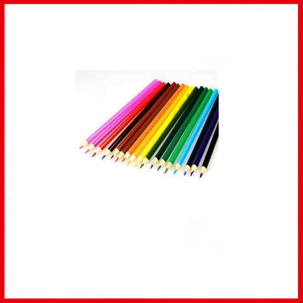 Deli Colored Pencil (Blue) (24/Box) (E37125)