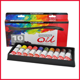 Daler Rowney Graduate Oils Set 10 X 38ml Tube