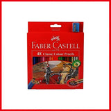 Faber Castell Classic Color Pencil 48 Pcs Box