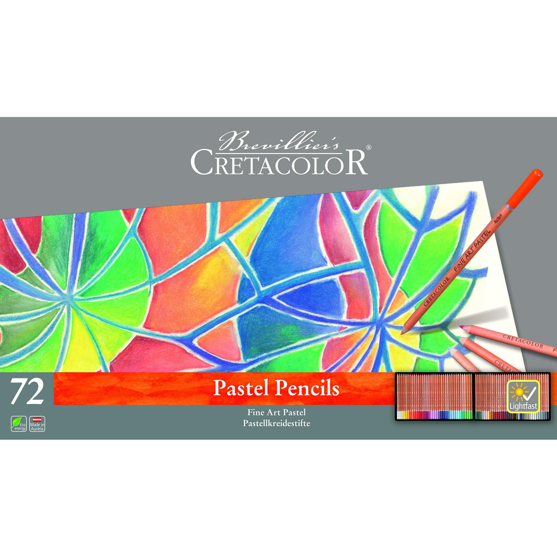 Cretacolor Fine Art Pastel Pencil Set