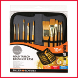 Daler Rowney Simply Synthetic Brushes Set
