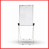 Deli 7886 Magnetic Easel Whiteboard 600x900mm