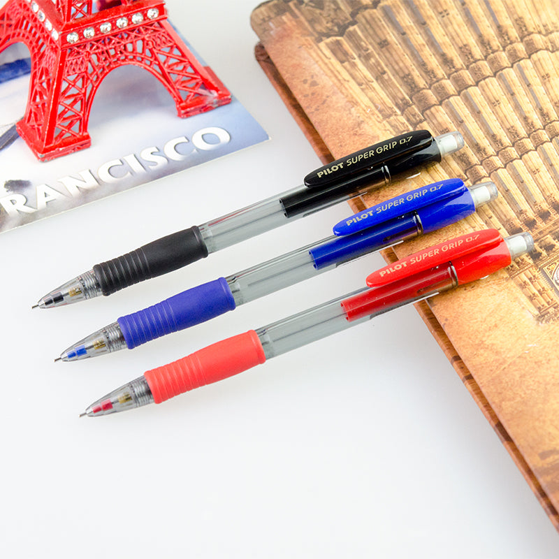 Pilot Super Grip 0.7 Clutch Pencil Single Piece