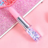 Lipstick Glitter Gel Pen 0.5mm