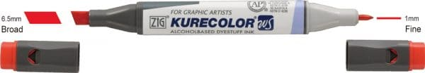 ZIG Kurecolor KC-3000N/12B10 Neutral & Natural Colours