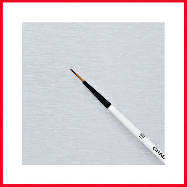 Daler Rowney Graduate-10/0 Liner Brush Single Piece