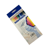 Peroci Water Color Pencil 12 Pcs Box