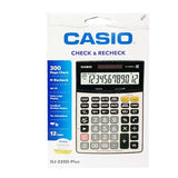 Casio Calculator DJ 220D Plus