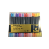 STA Aquarelle Brush Marker Pack of 36