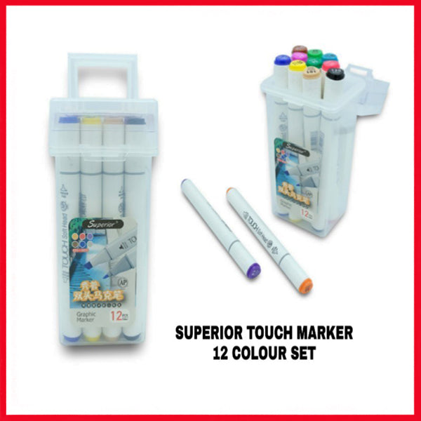 Superior Graphic Marker Box