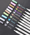 STA Metallic  Color Pen Pack of 10