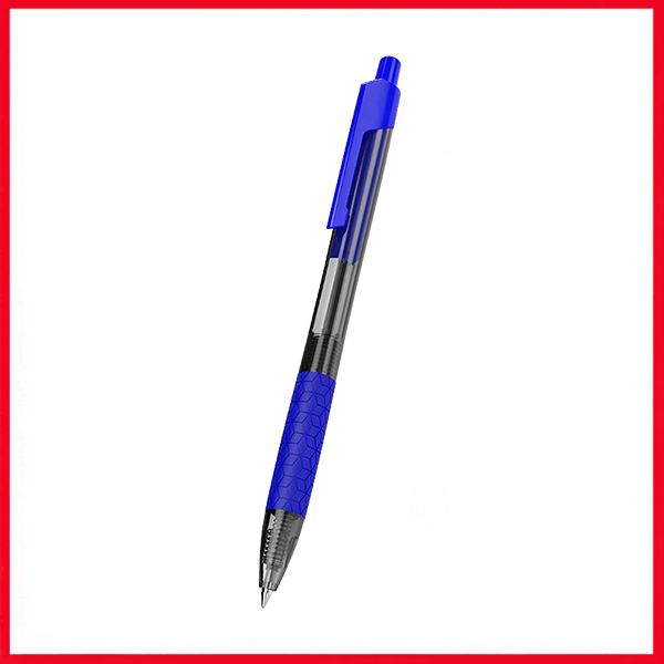 Deli Retractable Smooth Ballpoint Pen 0.7,MM - EQ01930