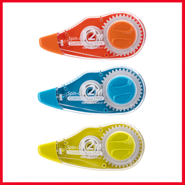 Deli Correction Tape - E8137
