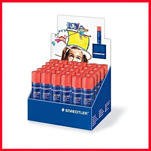 Staedtler Glue Stick Noris Club 10gms 960,10 NCA 30Pcs/Box.