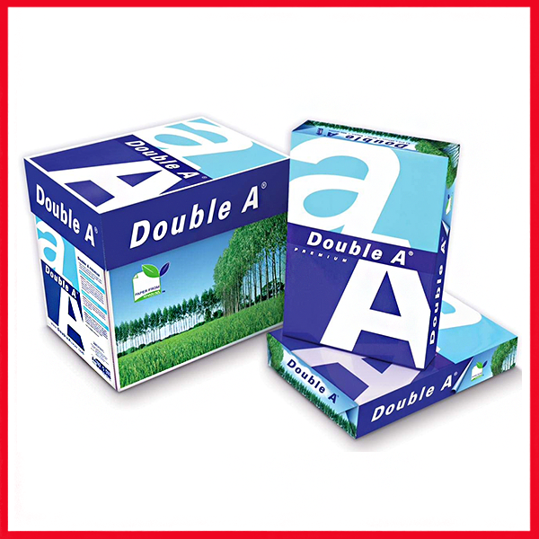 Double A (80,gm), A5 Size Box.