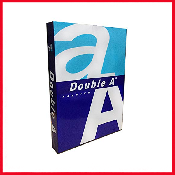 Double A (80,gm), A5 1 Ream.